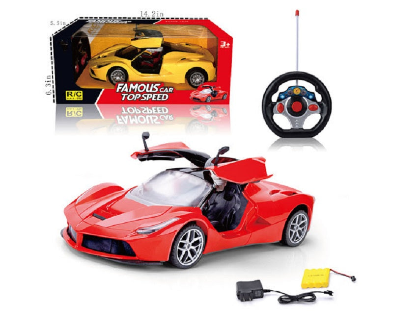 Toy R/C Speed Race Cars Wholesale - Dallas General Wholesale