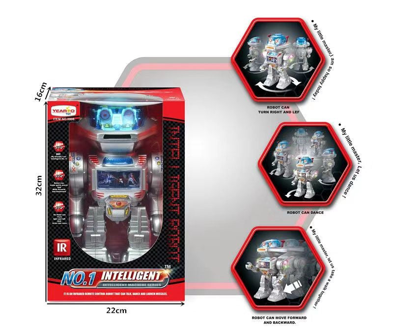Toy Electronic Robots Fighters Wholesale - Dallas General Wholesale