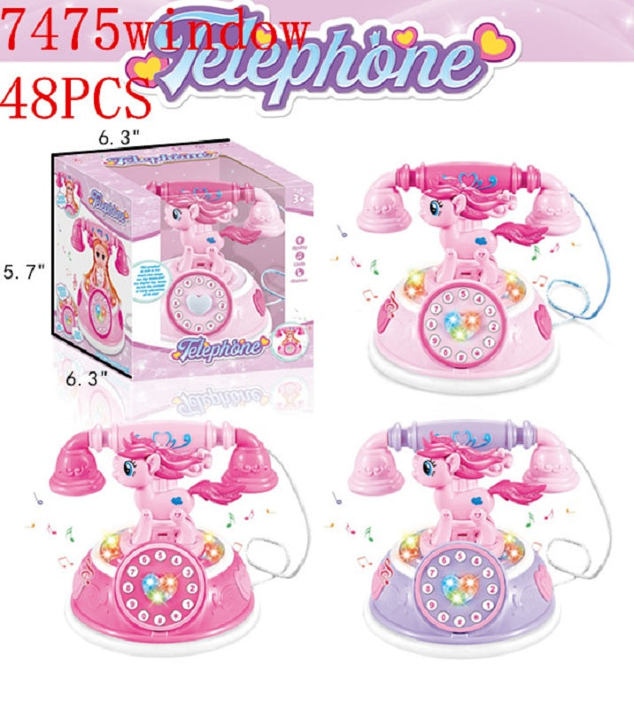 Unicorn Toy Musical Phones Wholesale - Dallas General Wholesale