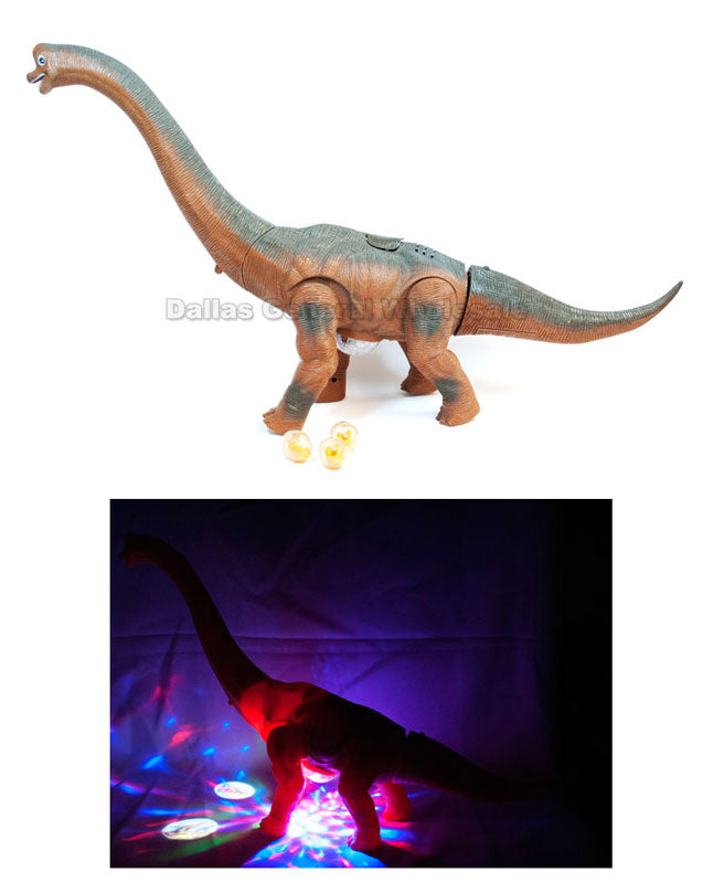 Toy Electronic Brachiosaurus Dinosaurs Wholesale - Dallas General Wholesale