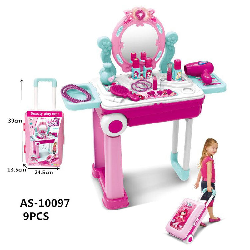 Toy Make Up Stand Play Set Wholesale - Dallas General Wholesale