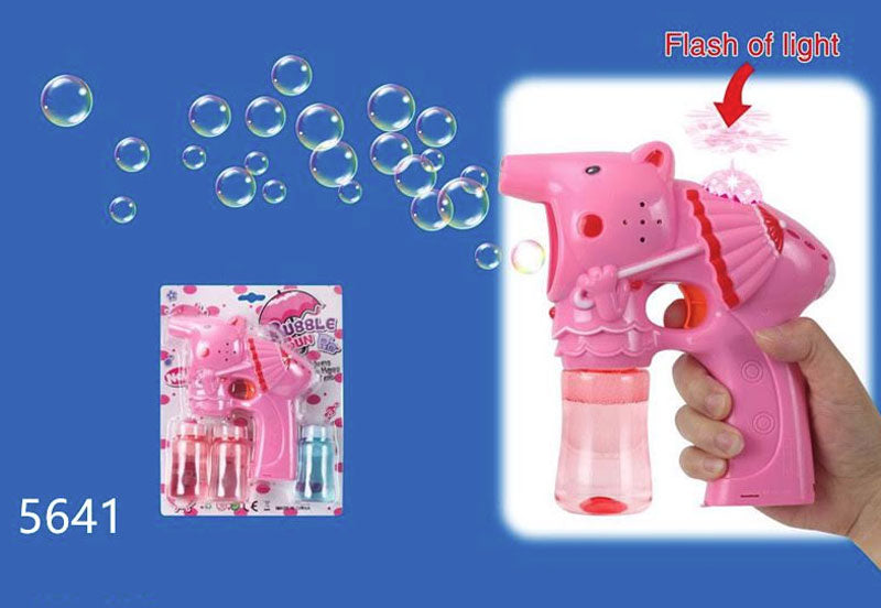 Piggy Bubble Blaster Blower Guns Wholesale - Dallas General Wholesale