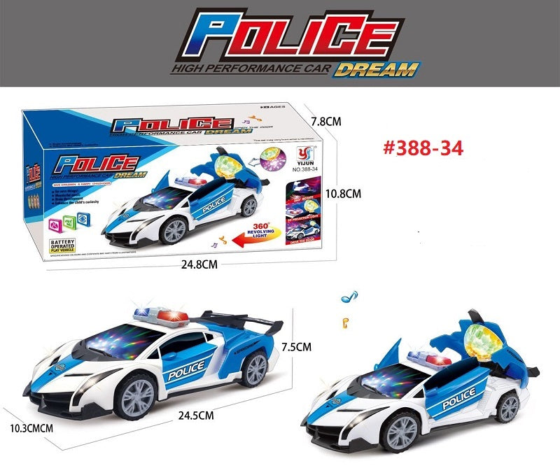 Toy Police Cars Wholesale - Dallas General Wholesale