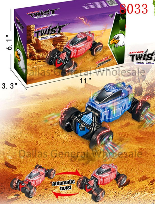Toy Electronic Twist Cars Wholesale