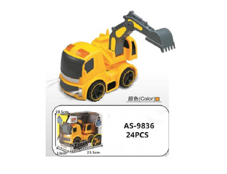 Toy Earth Moving Vehicles Wholesale - Dallas General Wholesale