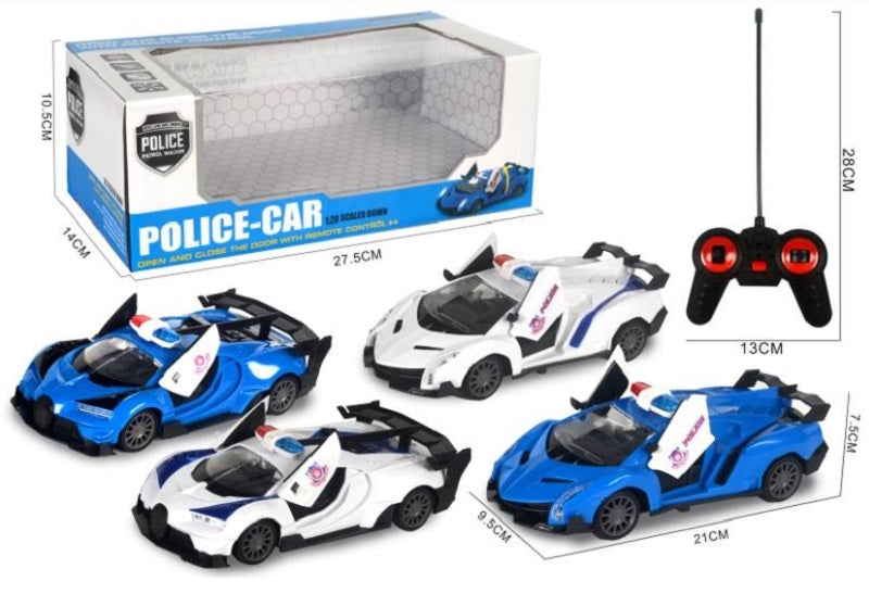 Toy Remote Control Police Cars Wholesale - Dallas General Wholesale