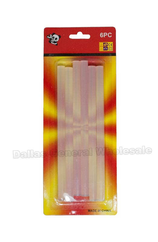 6 PC Hot Glue Sticks Wholesale