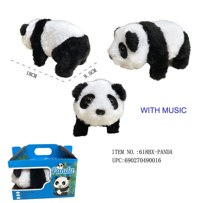 Toy Electronic Walking Pandas Wholesale - Dallas General Wholesale