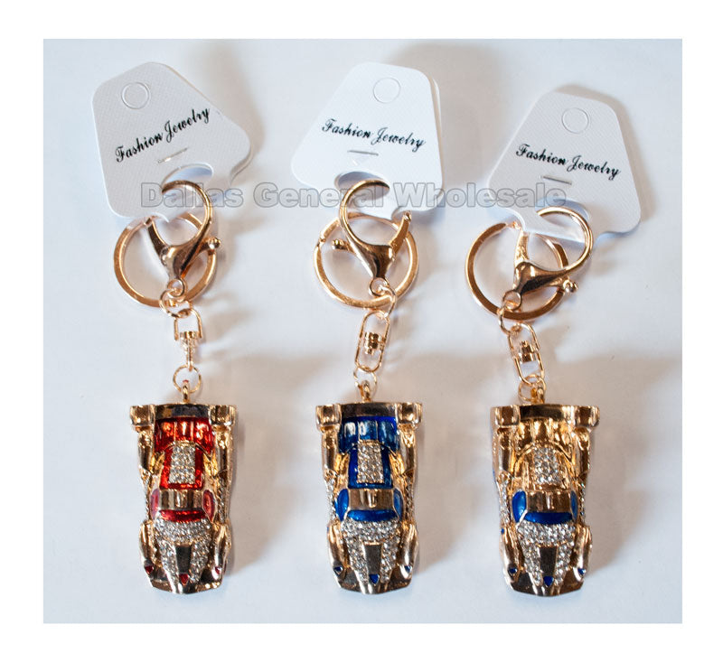 Bling Bling Car Key Chains Wholesale - Dallas General Wholesale
