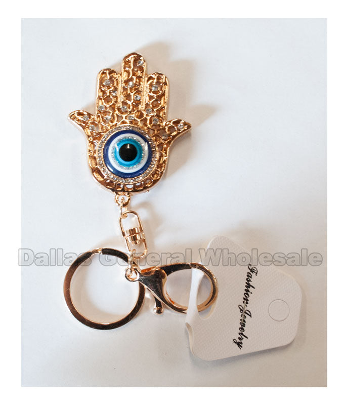 The Eye Bling Bling Key Chain Wholesale - Dallas General Wholesale
