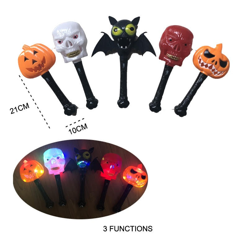 Light Up Halloween Wands Wholesale - Dallas General Wholesale