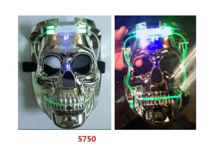 Light Up Skull Masks Wholesale - Dallas General Wholesale