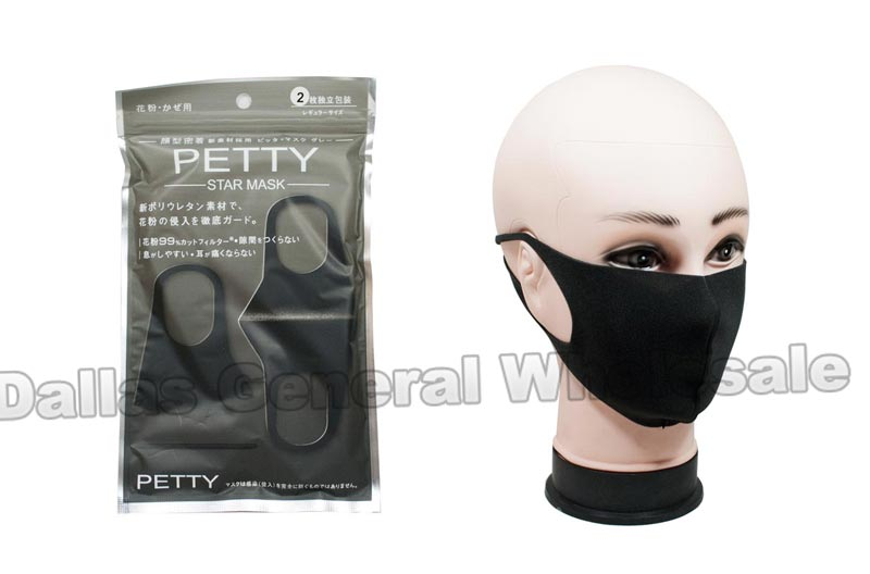 Anti-Dust Unisex Masks Wholesale - Dallas General Wholesale