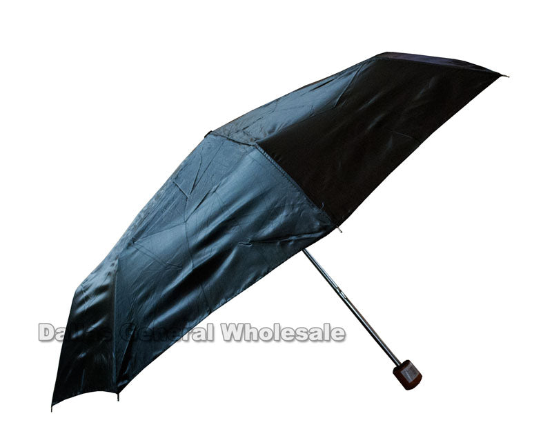 Extendable Black Umbrellas Wholesale - Dallas General Wholesale