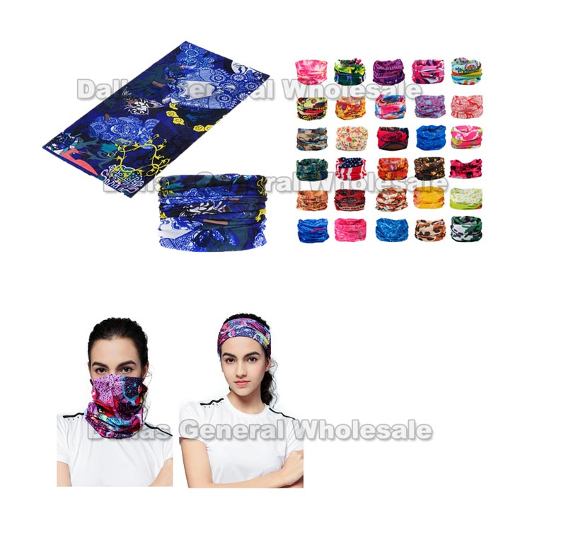 Multi Use Half Masks Wholesale