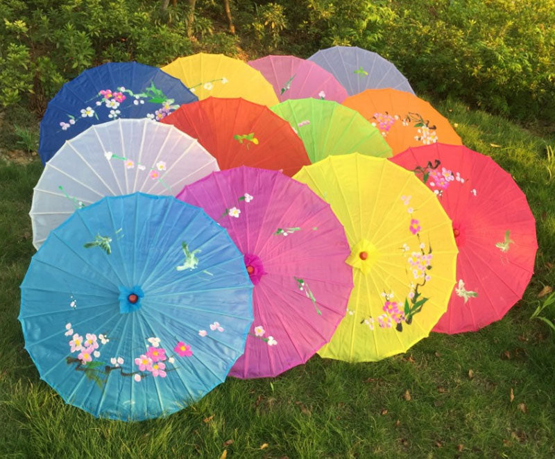 Oriental Parasols Umbrellas Wholesale - Dallas General Wholesale
