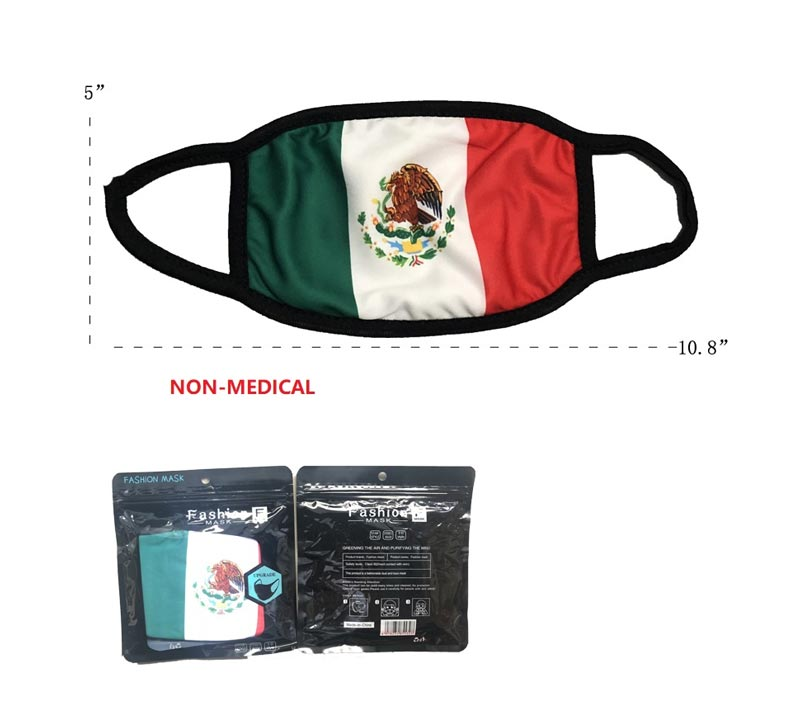 Anti-Pollen Mexico Face Masks Wholesale