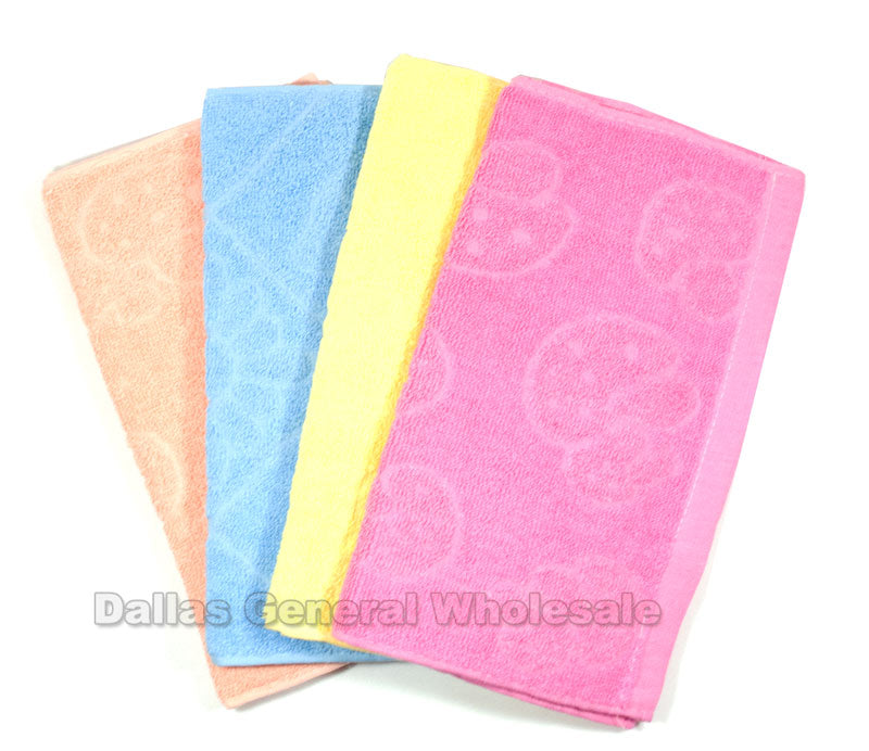 Cotton Hand Towels Wholesale - Dallas General Wholesale
