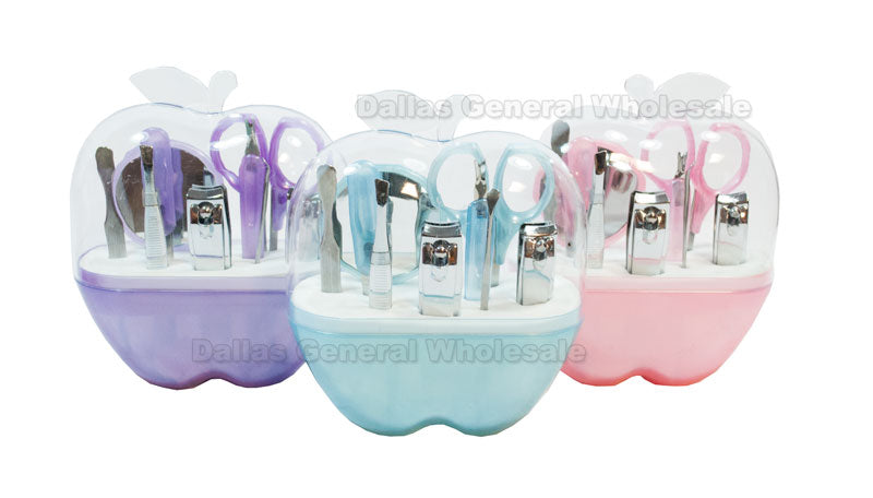 9 PC Personal Grooming Manicure Kit Wholesale - Dallas General Wholesale