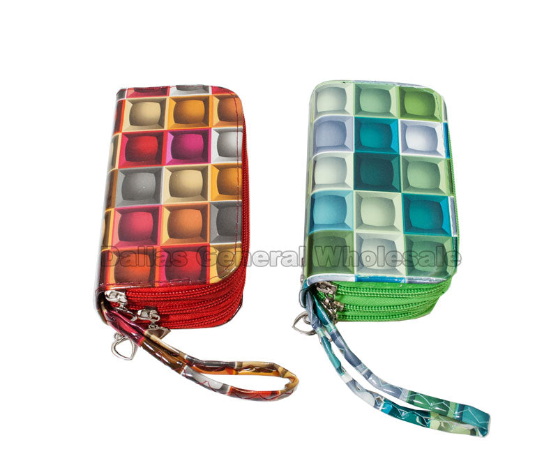 3-in-1 Key Chain Wristlets Wholesale - Dallas General Wholesale