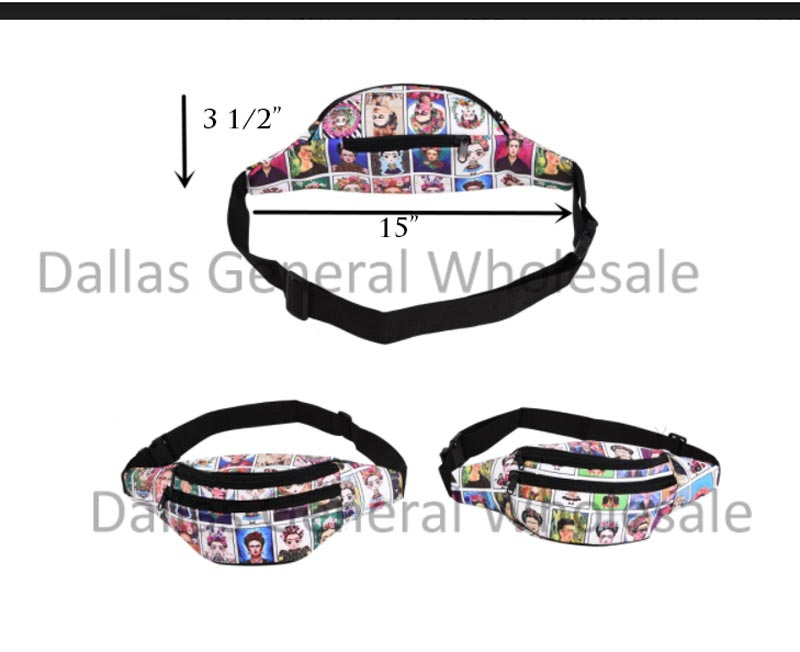Cultural Freda Fanny Packs Wholesale