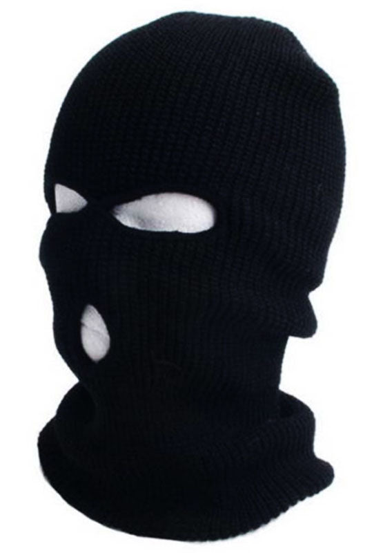 3 Hole Balaclava Beanie Mask Wholesale - Dallas General Wholesale