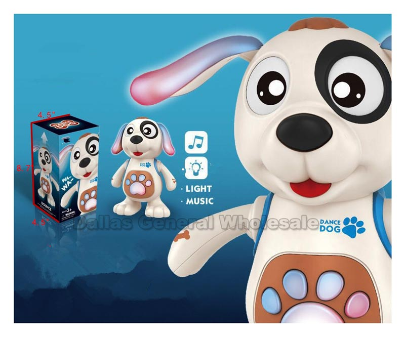 Singing Dancing Robot Dogs Wholesale