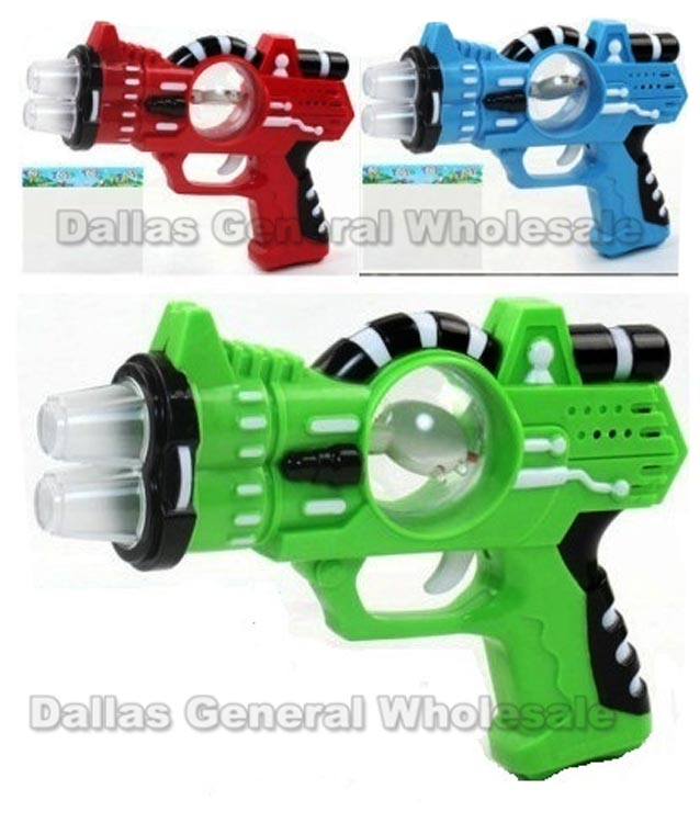 Battery Operated Space Guns Wholesale