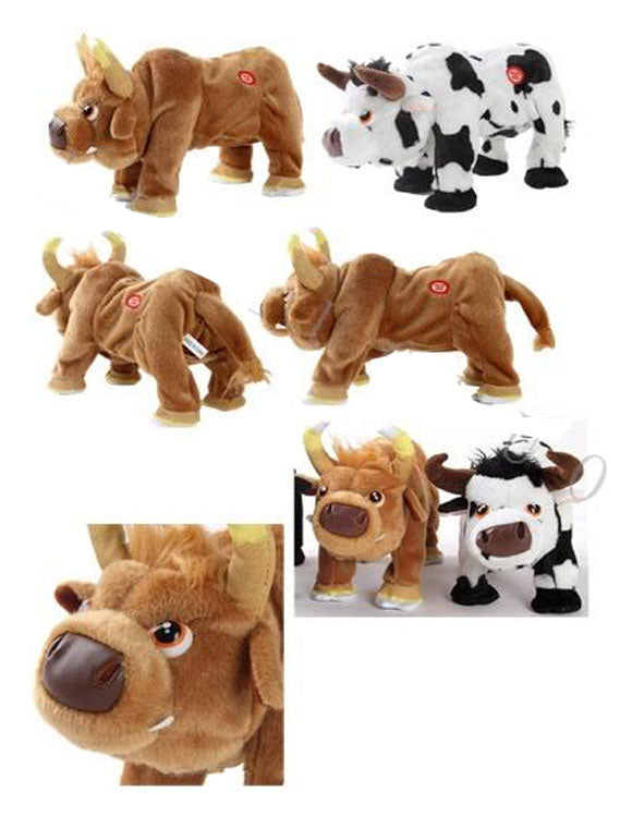 Electronic Charging Jumping Toy Bulls Wholesale - Dallas General Wholesale