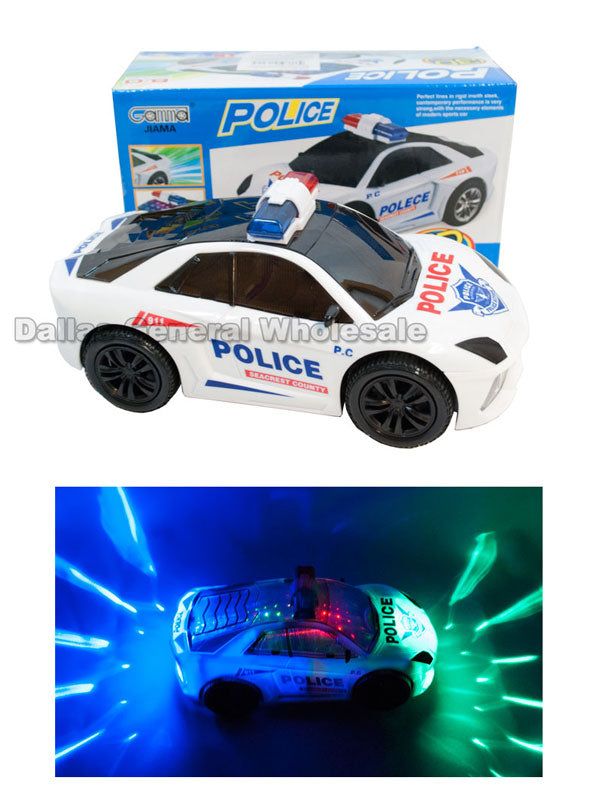 Toy Electronic Police Cars Wholesale - Dallas General Wholesale