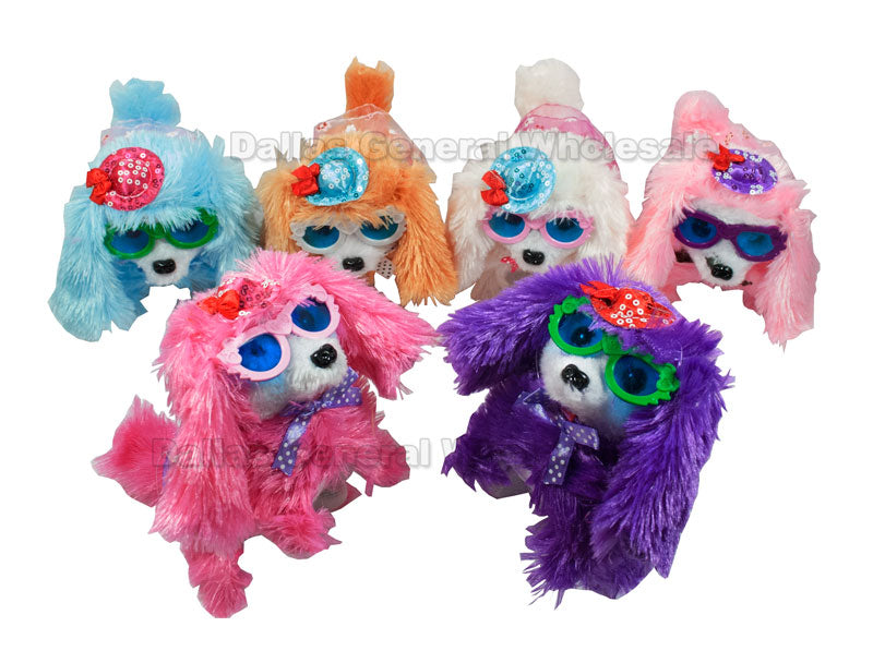 Long Hair Toy Puppy Dogs Wholesale - Dallas General Wholesale