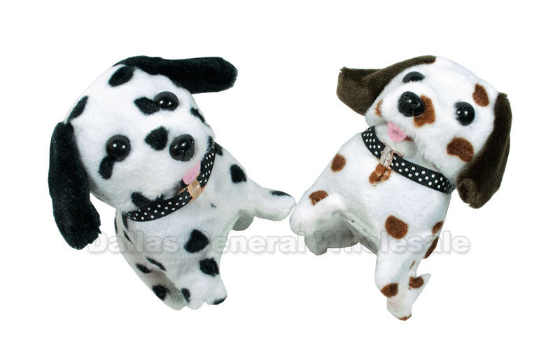 Toy Dalmatian Walking Barking Dogs Wholesale - Dallas General Wholesale