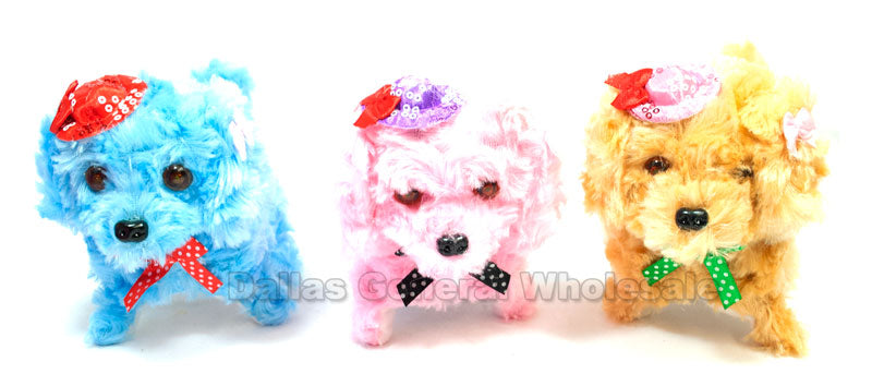 Toy Walking Barking Light Up Puppy Dogs Wholesale - Dallas General Wholesale