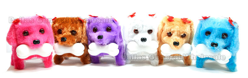 Walking Barking Toy Dogs Wholesale - Dallas General Wholesale