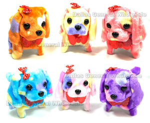 Rainbow Toy Walking Barking Dogs Wholesale - Dallas General Wholesale