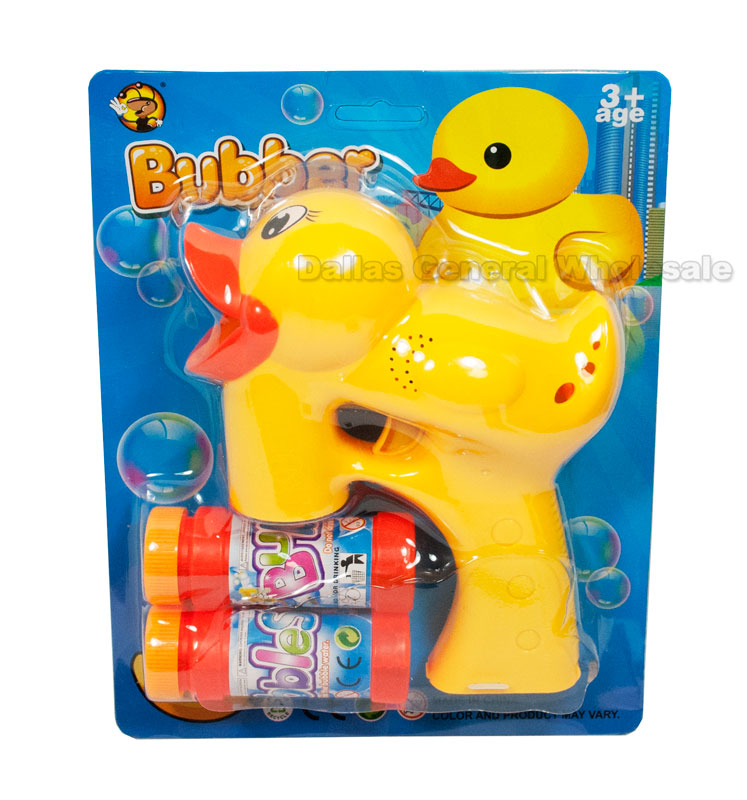 Duck Bubble Blaster Guns Wholesale - Dallas General Wholesale