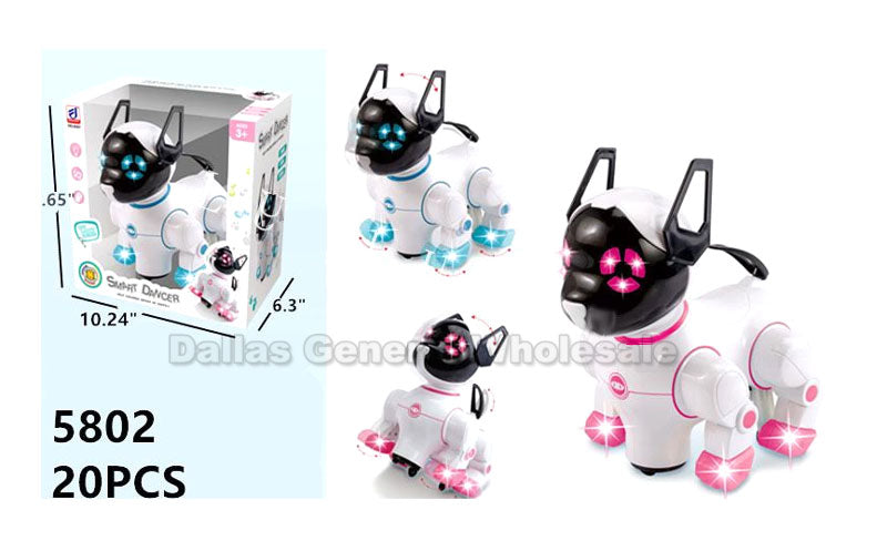 Toy Electronic Robot Dogs Wholesale - Dallas General Wholesale