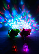 Glowing Mermaid Flashing Light Up Wand with Music Wholesale - Dallas General Wholesale