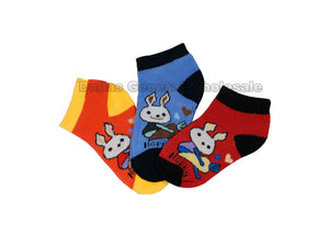 Little Girls Casual Ankle Socks Wholesale - Dallas General Wholesale
