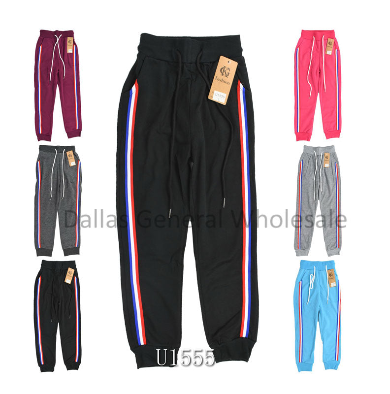 Kids Casual Sports Jogger Pants Wholesale