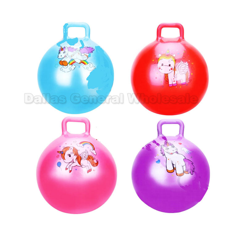 Large Unicorn Bouncy Balls Wholesale - Dallas General Wholesale