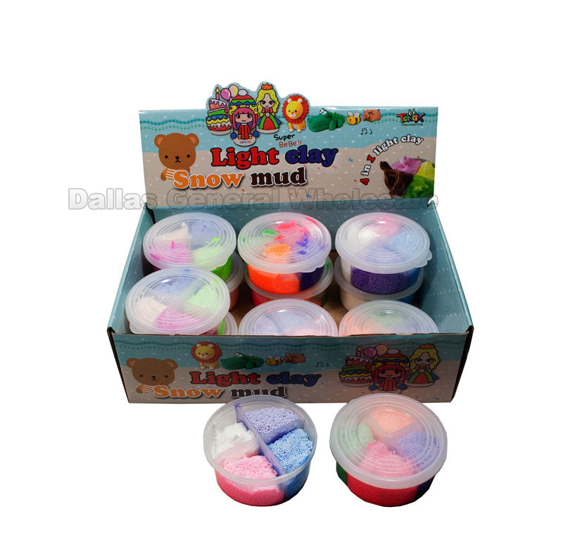 Magic Foam Mud Slimes Wholesale - Dallas General Wholesale