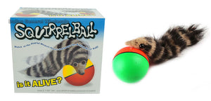 Toy Weasel Chasing Ball Wholesale - Dallas General Wholesale