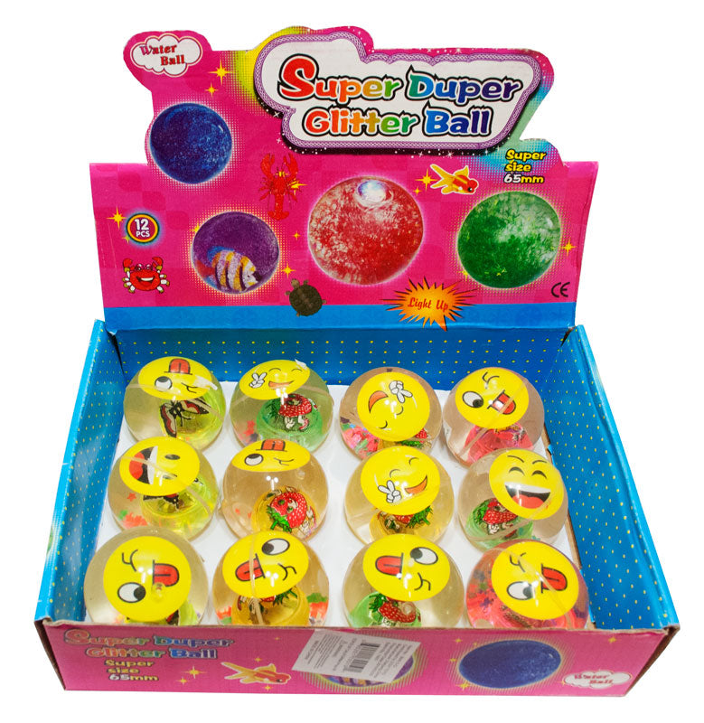 Emotion Express Hand Tossing Light Up Bounce Ball Wholesale - Dallas General Wholesale