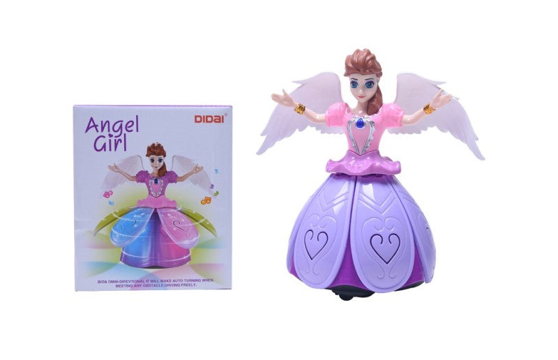 Toy Spinning Fairy Dolls Wholesale - Dallas General Wholesale