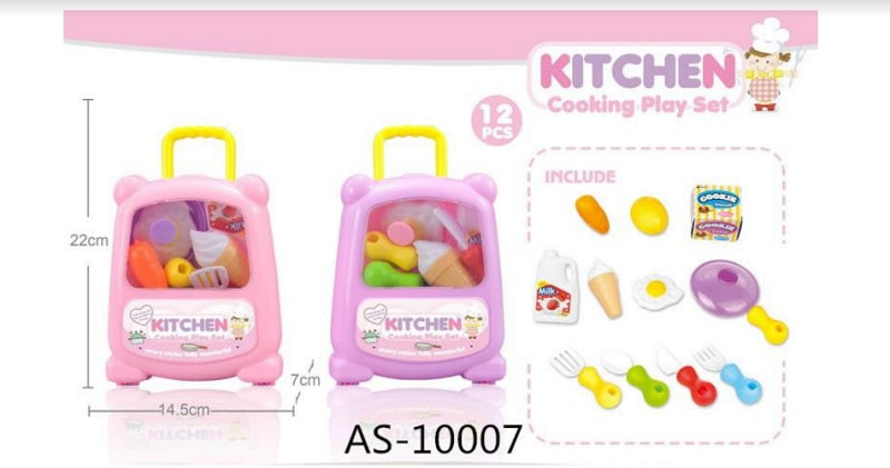 10007 Kitchen Play Set Wholesale - Dallas General Wholesale