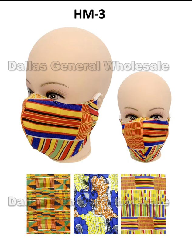 Printed Anti-Pollen Masks Wholesale