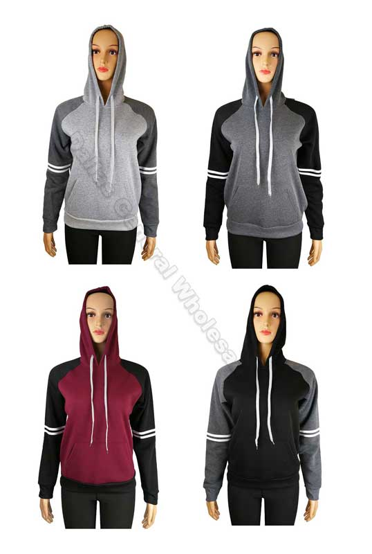 Girls Casual Hoodies Wholesale - Dallas General Wholesale