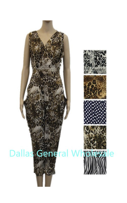 Women's Fashion Apparel Jumpsuits Wholesale - Dallas General Wholesale