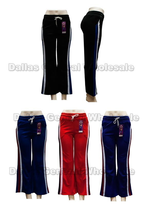 Girls Spring/Fall Casual Track Pants Wholesale
